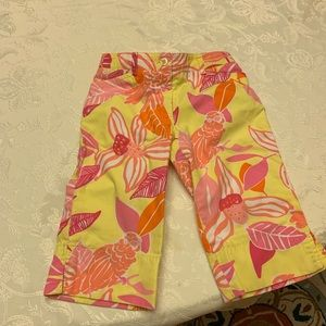 Lilly crop pants